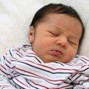 Geburt von Berkay Eliacik am 13. April 2017