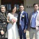 Hochzeit von Ayse Savci  und Mustafa Halastar