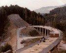 Zur Geschichte: Bau Rainbergbrücke 1979/1980