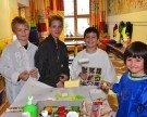 Klostertaler Schüler feierten das Lesefest