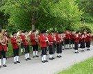 """Musikverein Lochau: Das """"Maiblasen"""" hat in der Gemeinde Tradition"""