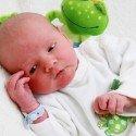 Geburt von Lukas Fabian Giesinger-Kroll am 20. April 2017