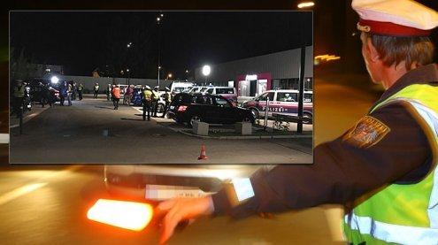 Polizei Schwerpunktaktion: 148 Alko-Tests, 2 Führerscheine weg