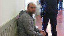 Beim Stehlen erwischt: Haft für Einschleichdieb