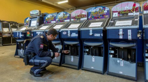 Vorarlberg geht rigoros gegen illegales Glücksspiel vor