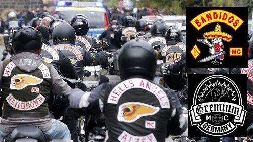Motorrad-Clubs klagen nun gegen das bundesweite Kutten-Verbot