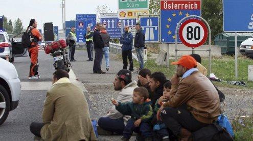 Österreich bei Asyl großzügig: Annerkennungsrate 72 Prozent