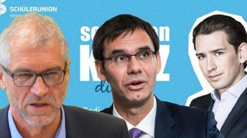 Schulfrei für ÖVP-Veranstaltung? Scharfe Kritik von Harald Walser