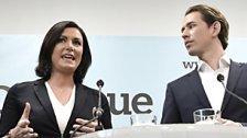 ÖVP: Kurz und Köstinger kündigen neuen Stil an