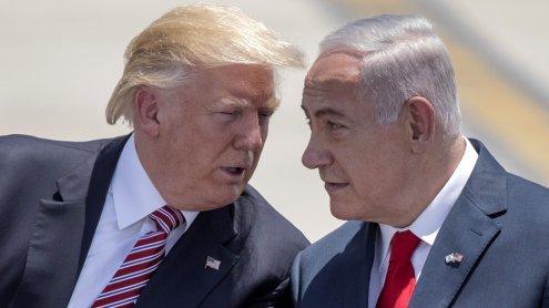 """Trump: """"Wir werden einen Nahost-Deal hinbekommen"""""""