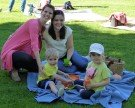 Abschlußfest Eltern-Kind-Turnen und Musikzügle
