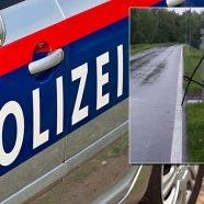 Vorarlberg: Mit 30-Kilo-Anker gegen die Radarbox