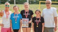 BG Bregenz ist Beachcup-Sieger in der Unterstufe