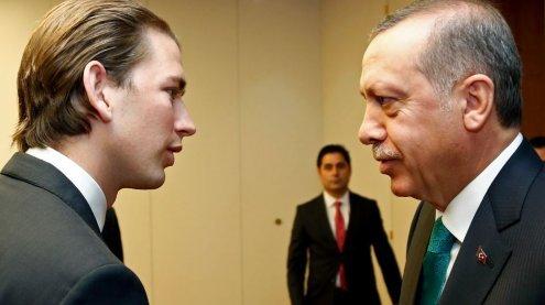 Erdogan droht wegen Österreich mit seinem Veto in der NATO!
