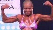 Das ist die älteste Bodybuilderin der Welt