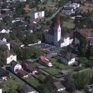 Einschusslöcher machen Kirchturmsanierung in Altenstadt erforderlich