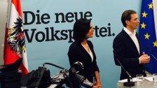 Neue Köpfe in der ÖVP wurden präsentiert