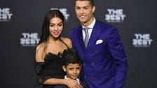 2. Baby für CR7: Georgina Rodriguez schwanger?