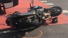 Pkw-Lenkerin übersieht Motorrad in Röthis