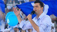 Albanien-Exit-Poll: Sieg regierender Sozialisten