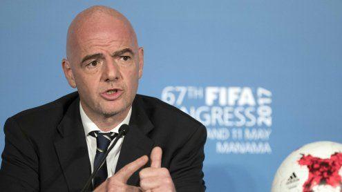 Nach Leak: Fifa veröffentlich brisanten Garcia-Bericht