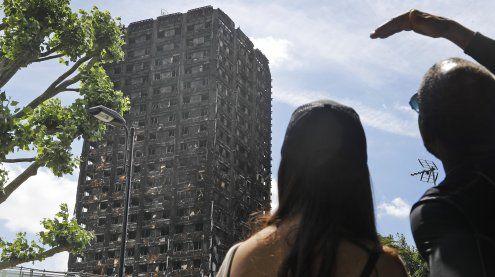 Brandkatastrophe in London: Versicherung warnte Regierung