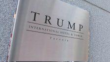 """Trump-Tower""  verliert seinen Namen"