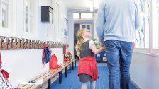 Gleichteilige Kindesbetreuung
