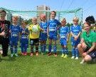 Vorarlberger U 7 Abschlussturnier  im Stadion Hoferfeld in Lochau
