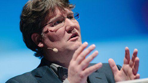 Mit Storytelling trockene Daten beleben - Marco Maas bei der IAW