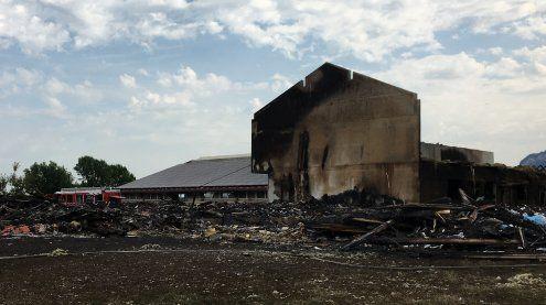"""Große Hilfe nach Brand in Götzis: """"Gemeinde ist Gewehr bei Fuß"""""""