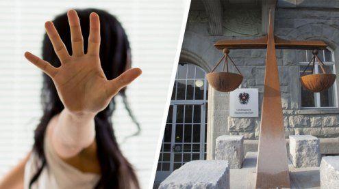 Geliebte mit Ast und Schürhaken brutal geschlagen: 3,5 Jahre Haft