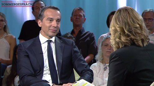 Kanzler Kern über Kurz: Wie sich die beiden Parteichefs verstehen