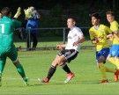 Akyildiz-Doppelpack zuwenig, VfB-Offensive besser