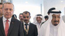 Saudi-Allianz erhöht den Druck auf Katar weiter