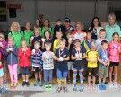 """Spannender Teamwettbewerb bei der """"Lochauer Kinderolympiade"""""""