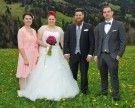 Hochzeit von Sabrina Meusburger und Michael Feurstein