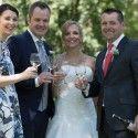 Hochzeit von Nicole und Hannes Breuss