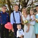 Hochzeit von Melanie Baur und Jochen Grabher