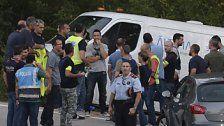 Vier Terrorverdächtige in Barcelona vor Gericht