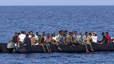 Flüchtlings-Neuankünfte in Italien stark gesunken