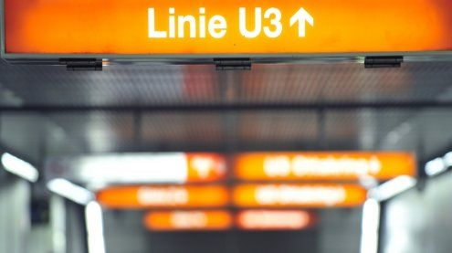 Sexuelle Belästigung in Wiener U-Bahn: 36-jähriger Täter gefasst