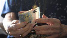 Pensionisten fordern stärkere Erhöhung