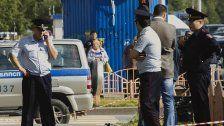 Ermittler untersuchen Messerattacke in Surgut