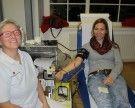 Blutspendeaktion in Lech