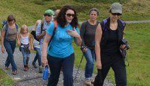 Ingrid Felipe startet Sommertour in Lech