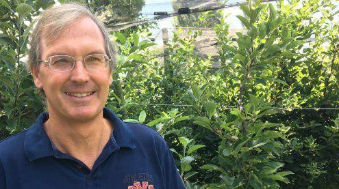 90 Prozent erfroren: Jens Blum zu drohenden Ernteausfällen
