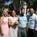 Hochzeit von  Lisa Marie Schwinger und Pascal Kainz
