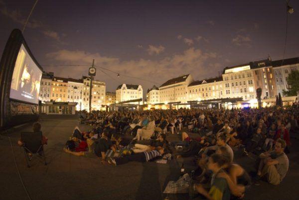 August 2017: Die besten Open Air Events in Wien