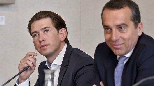 So schätzen Experten Chancen von SPÖ, FPÖ und Kurz ein